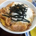 だるま軒 - カツ丼