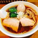 ゆきち - 料理写真:味玉醤油A  800円