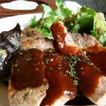 bistro & cafe La ChouChou - プチランチ♡メイン