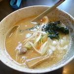 拉麺 頂 - 味噌 2016.8月