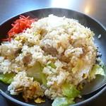 拉麺 頂 - チャーハン 2016.8月