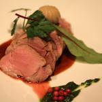 レストラン CAPTAIN - 特選山口県産黒毛和牛ステーキ(80g)フィレ又はロース