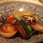 レストラン CAPTAIN - 鉄板焼き温野菜