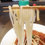 山水亭 月 - 素麺