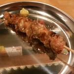 中村屋 - 鶏串焼(つなぎ)