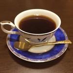 レスト喫茶榎 - 食後のコーヒー