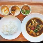 一瑳 - スープカレー