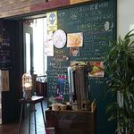 tsuki cafe  - 外観