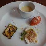 エノテカ・リオーネ - スペチャーレ前菜