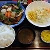 龍神館 - 料理写真:麻婆ナス定食780円