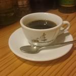 オステリア ウチェッロ - コーヒー