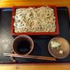 翠明庵  - 料理写真:せいろ、600円です。