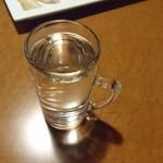 55076989 - 中々お湯割り、濃くて美味しかった