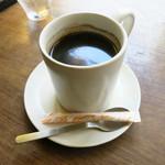 カフェバリチャンプル - バリコーヒー(Kopi Bali) ランチだと200円