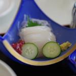 札幌国際カントリークラブ - 真烏賊がタップリ