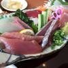 市場食堂 鶴の港 - 料理写真:刺身定食