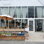 S.W.G cafe by ENLARGE -