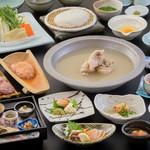 博多 華味鳥  - 料理写真:金華コース