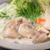 博多華味鳥 - 料理写真:華味鳥水たき