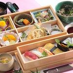 膳・会食菜宴 - 料理写真:松花堂ランチ