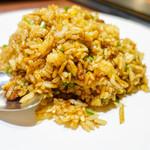 陳家私菜 - 牛肉大蒜炒飯
