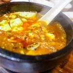 陳家私菜 - お勧め麻婆豆腐