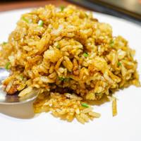 陳家私菜-牛肉大蒜炒飯