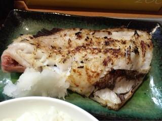 炉ばた焼き 酒肆 大関 - あこう鯛の粕漬け(半身)