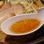55084601 - 醤油スープ