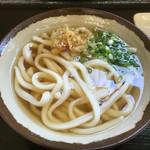 やまだうどん - 料理写真:かけうどん(*´д`*)190円
