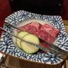 大和屋本店 - 料理写真:夕食:和牛ロース