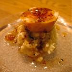 高太郎 - 高太郎名物 燻製玉子のポテトサラダ