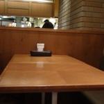 洋食 キッチン大宮 - 空いた席