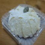 和がし 葉な - ゴルゴンゾーラを使ったレアチーズケーキ(2016.8)