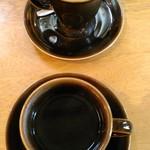 甘味喫茶 おかげ庵 - ホットコーヒー