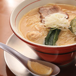 ほたる - 料理写真:鶏そば