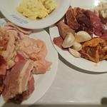 焼肉バイキング ウエスタン 網走店 - 肉