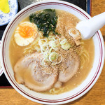 麺屋 源三 - 料理写真:ごまだれラーメン