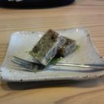 朝陽の宿 涼風 - 料理写真:葛餅