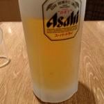 ベリーグッドマン - 生ビール