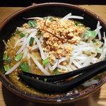 つなぎ - 味噌カレーラーメン