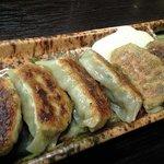麺屋 卓次朗商店 - 餃子