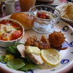 SEAK CAFE - 本日のプレートランチ