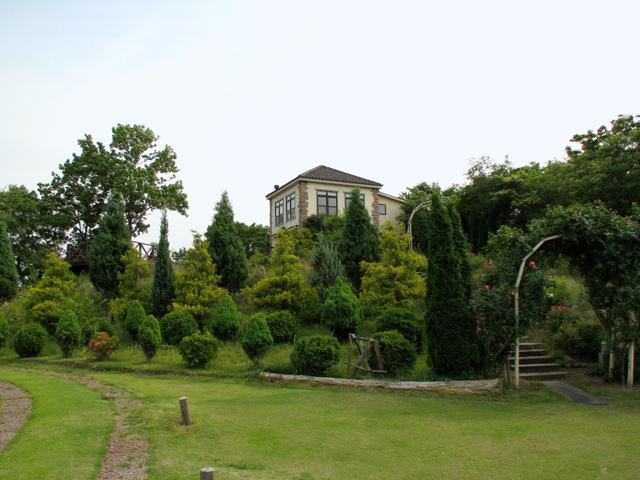 ガーデンレストラン 風舎