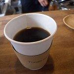 """トンガコーヒー - このサイズでストレート珈琲の """"S"""" です"""