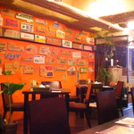 kanakoのスープカレー屋さん - 全席禁煙です。