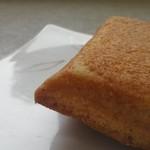 ルスティカ菓子店 - フィナンシェ プレーン