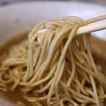 麺工 小烏丸 - 北海道小麦100%煮干専用麺