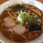 衆來 - 料理写真:シナチクラーメン800円