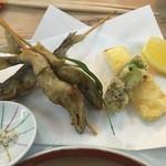 鮨 天の - 料理写真: